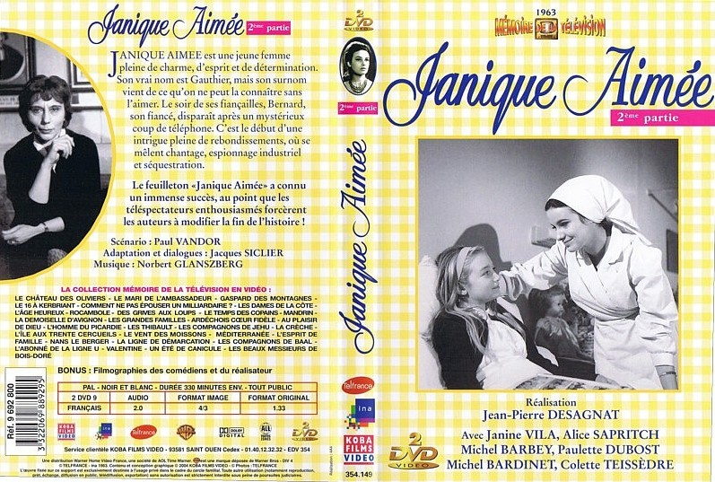 Séries TV Janiqu12