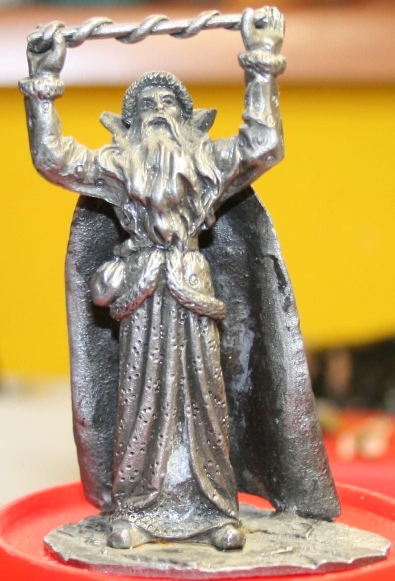 Zauberer (Merlin?) aus Zinn 70mm Img_0227