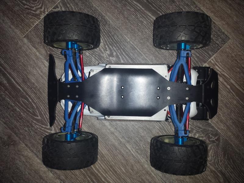 [NEW] Pare-choc/Bumper TBone/T-Bone Racing pour 1/16 E-Revo - Page 2 20131230