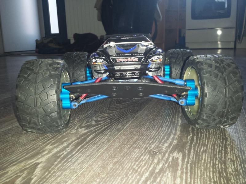 [NEW] Pare-choc/Bumper TBone/T-Bone Racing pour 1/16 E-Revo - Page 2 20131235