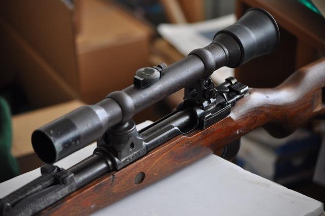 L'arme du tireur d'élite allemand de la Wehrmacht (1939-1945) : le Mauser K98k - Page 3 Dsc_0510