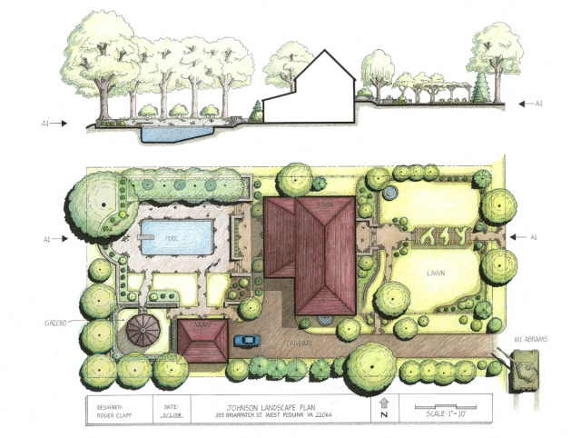 faire un plan de jardin  Johnso11