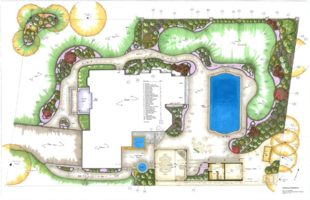faire un plan de jardin  Landsc11