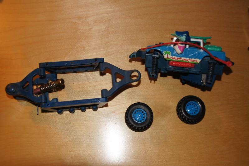 Barres anti wheeling Revo/E-Revo autre que Traxxas Traina10