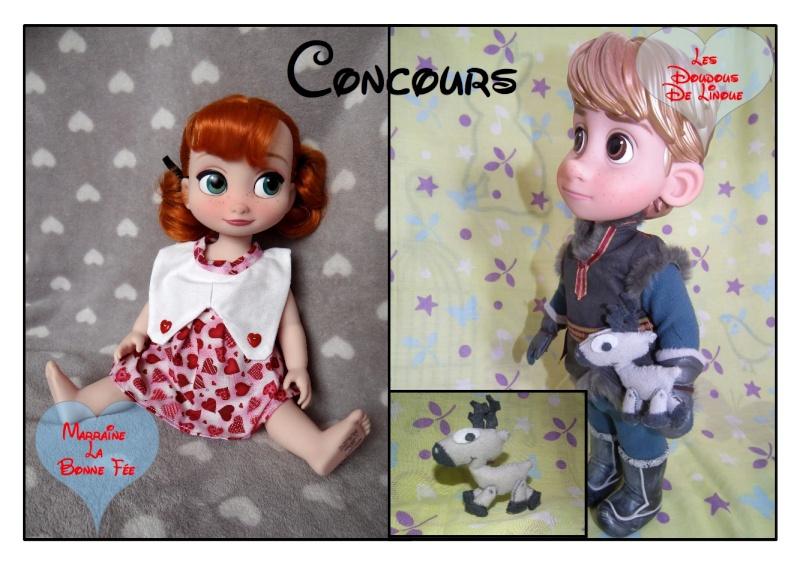 Disney Animator's Collection (depuis 2011) - Page 5 Concou10