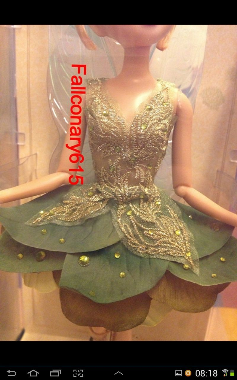 Disney Fairies Designer Collection (depuis 2014) - Page 5 Screen33