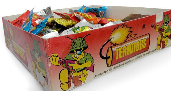 Les termitors, Termit10