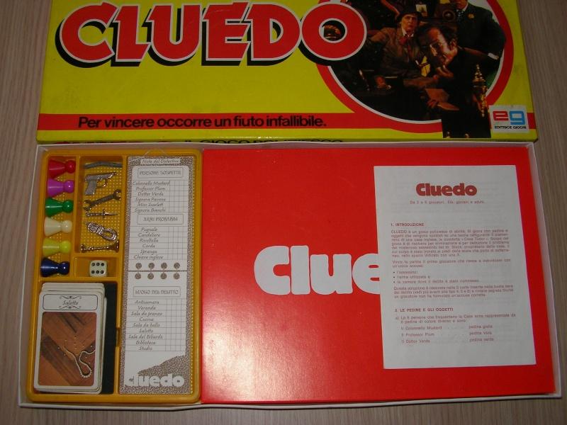 CLUEDO - Editrice Giochi 1981 Sany0116
