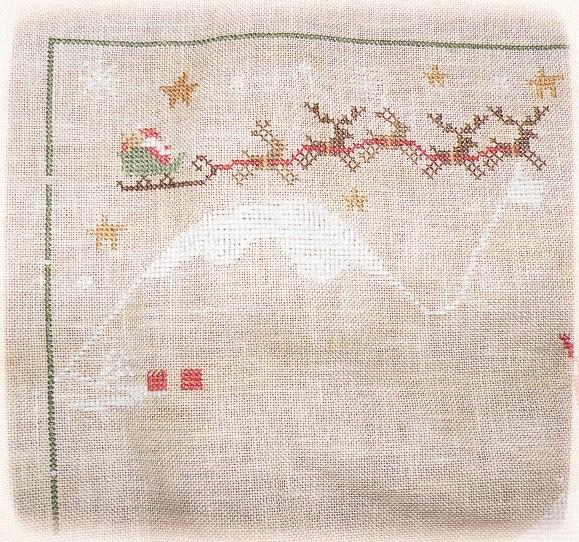 SAL Christmas Village - Sara Guermani - 15 JANVIER 2015 - DERNIER OBJECTIF !!! - Page 2 Dscf5410