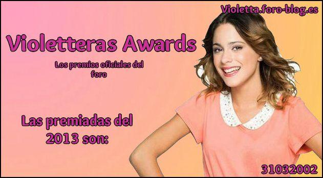 Violetteras Awards 2013 Befunk36