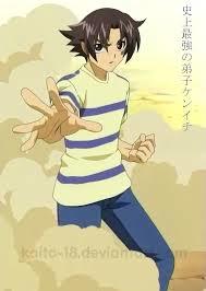 Top 3 anime guys Jugret10