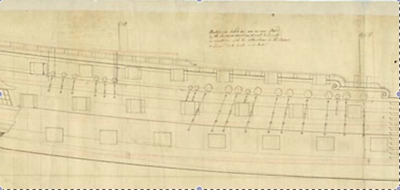 HMS Bellona 74 cannoni inglese da 168 ft. - Pagina 9 Poppa_11