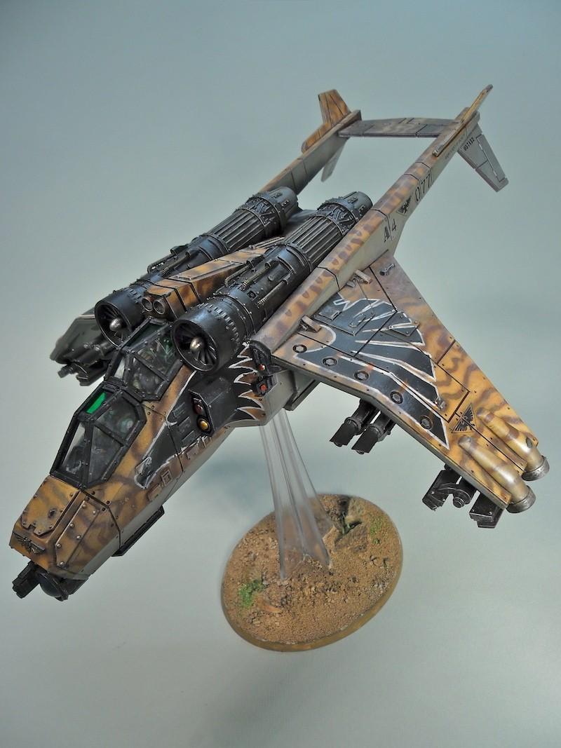 """"""" Valkyrie """" della guardia imperiale Sam_2544"""