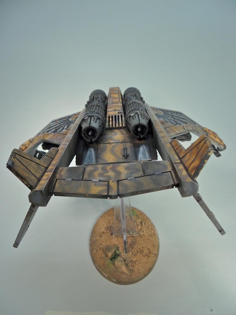 """"""" Valkyrie """" della guardia imperiale Sam_2545"""