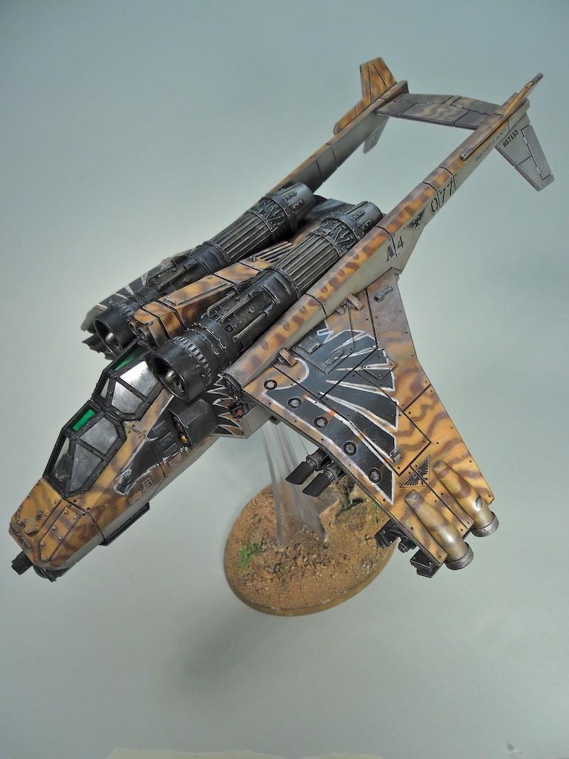 """"""" Valkyrie """" della guardia imperiale Sam_2546"""