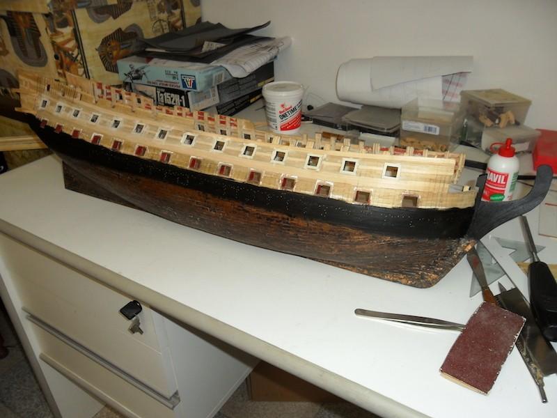 HMS Bellona 74 cannoni inglese da 168 ft. - Pagina 8 Sam_2549
