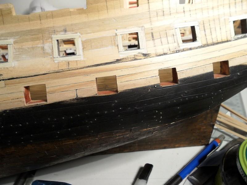HMS Bellona 74 cannoni inglese da 168 ft. - Pagina 8 Sam_2554