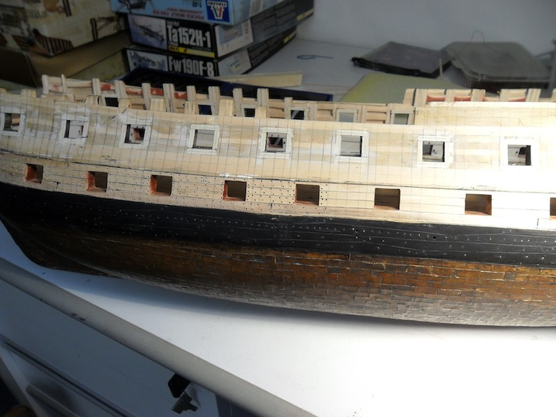 HMS Bellona 74 cannoni inglese da 168 ft. - Pagina 8 Sam_2616