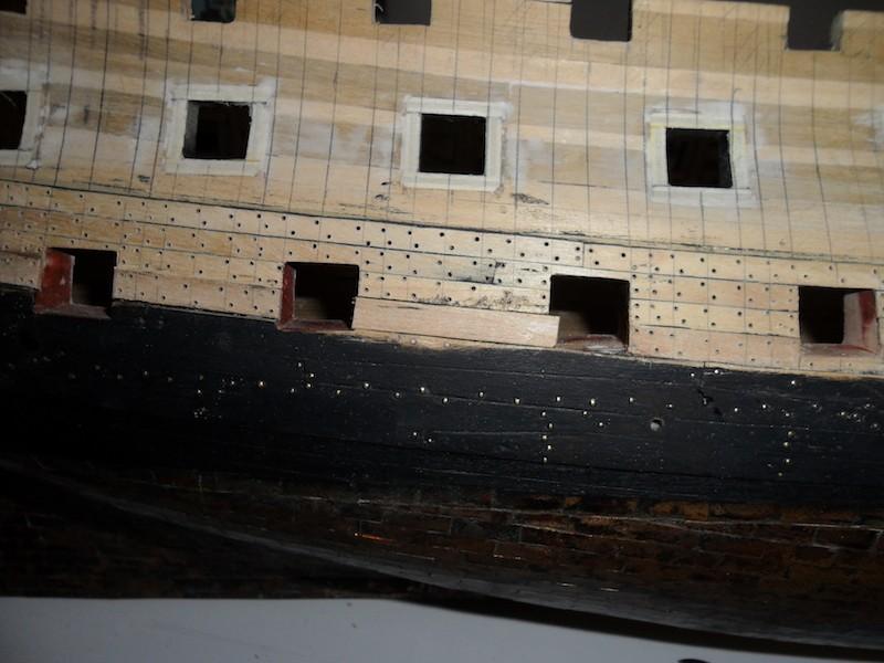 HMS Bellona 74 cannoni inglese da 168 ft. - Pagina 8 Sam_2621