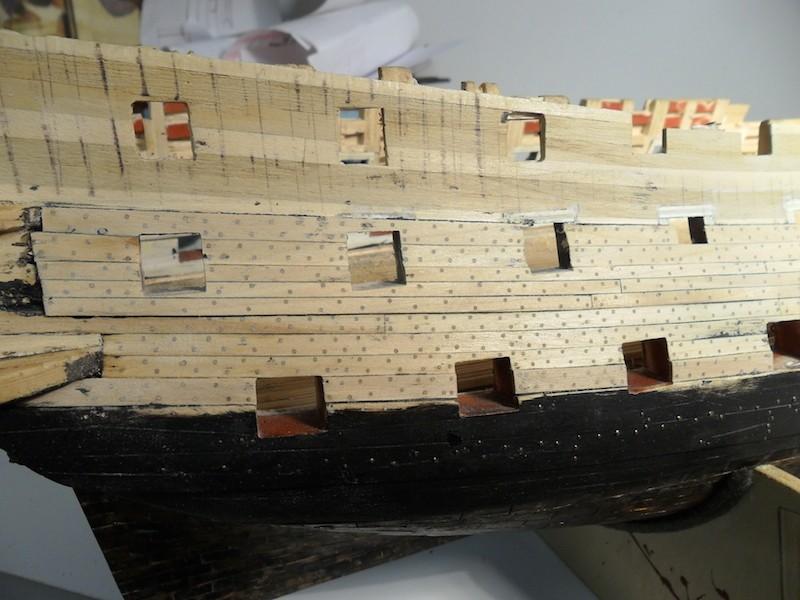 HMS Bellona 74 cannoni inglese da 168 ft. - Pagina 8 Sam_2653
