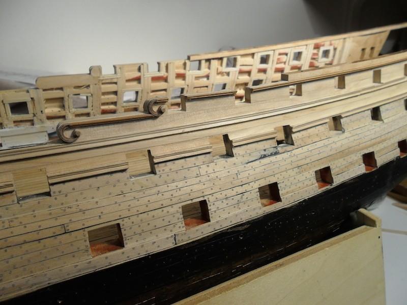 HMS Bellona 74 cannoni inglese da 168 ft. - Pagina 9 Sam_2733
