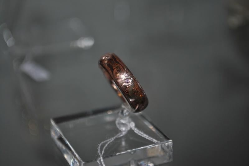 Mokume gane Argent et cuivre Dsc_0036