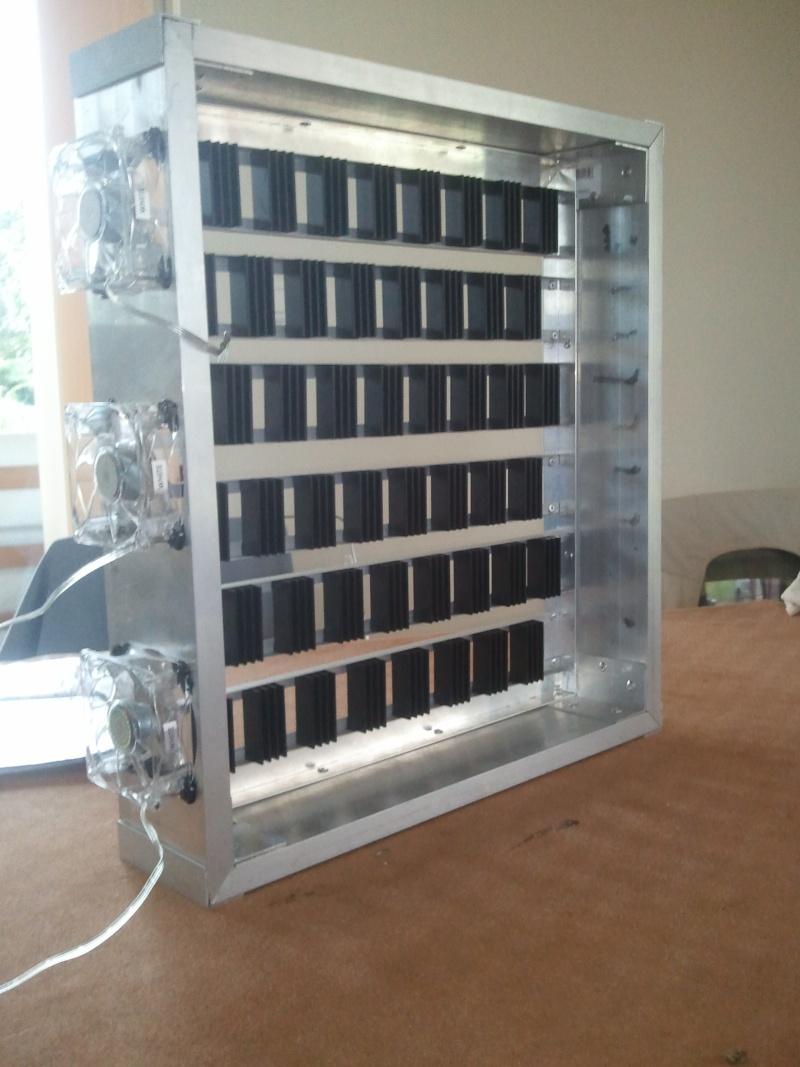 Tuto 1 : construction d'une rampe LED en 3 et 5W - Page 3 Montag12