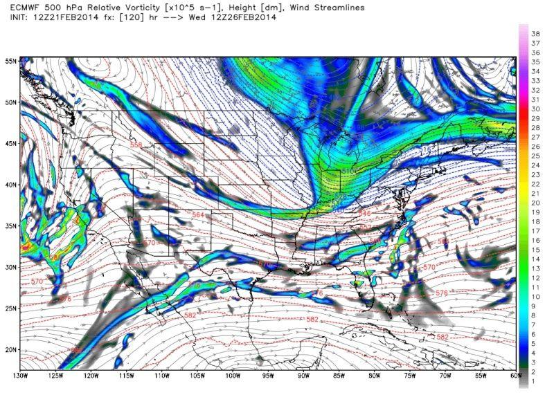 02/26 Snowstorm Potential  2-21-110