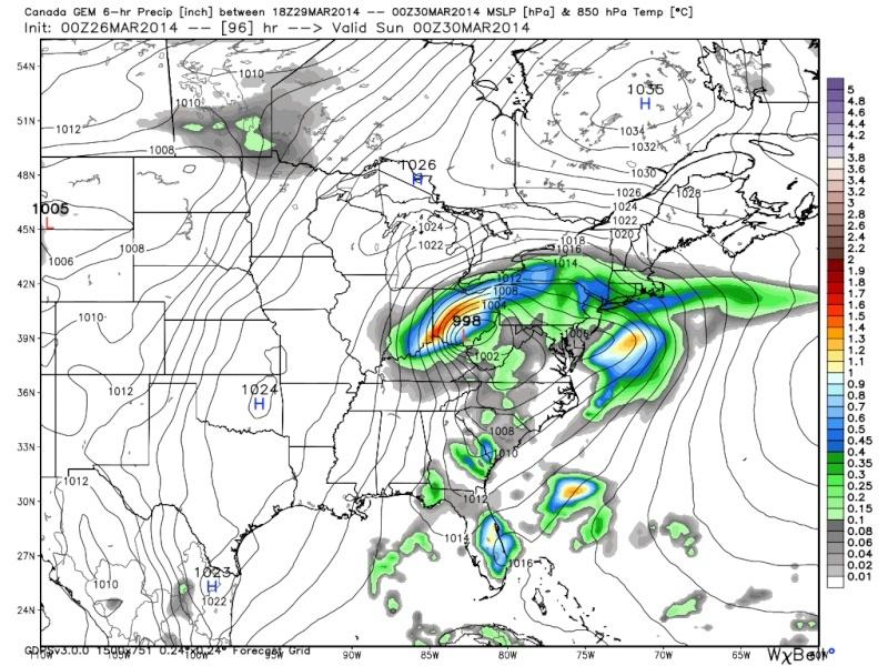 March 28-31st Possible Rain Storm Cmc_pr15