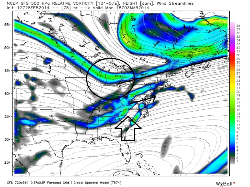 March 2nd-4th Potential Snowstorm  - Page 40 Gfs_1210
