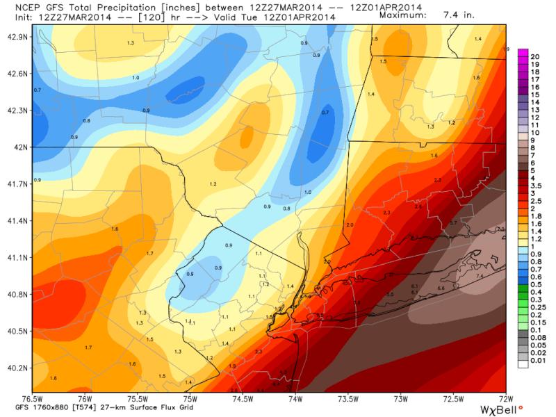 March 28-31st Possible Rain Storm - Page 2 Gfs_tp12