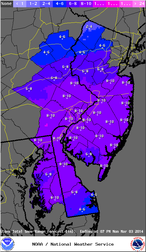 1st Call Snow Map, March 3rd-4th Storm Discussion 2.0 - Page 3 Stormt18