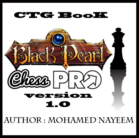 Black Pearl Chess Pro V 1.0 CTG (Now Free) 90298110