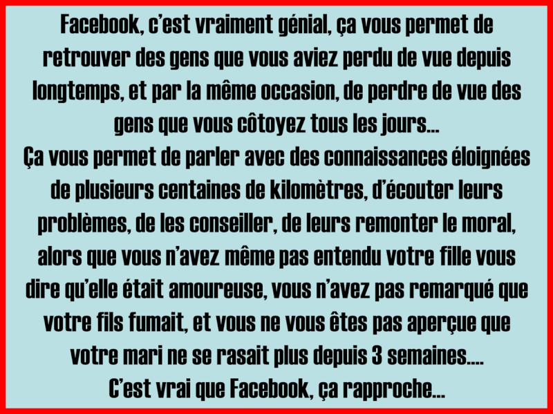 Facebook... On aime ou on... - Page 2 Facebo10
