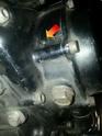 fuite liquide de refroidissement....ou pas.  20131016