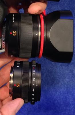 LEICA DG SUMMILUX 15mm / F1.7  15mm10