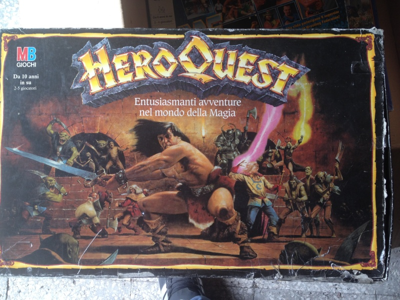 vendo HEROQUEST Img_4711