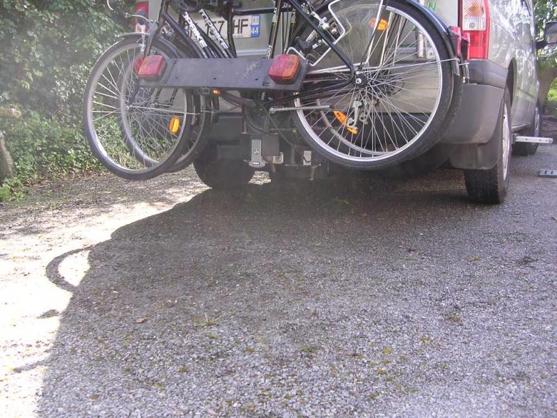 Porte Vélos pour Ducato 22-04-21