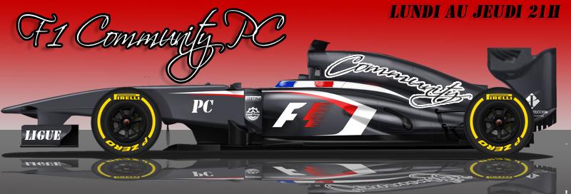 F1 Community PC