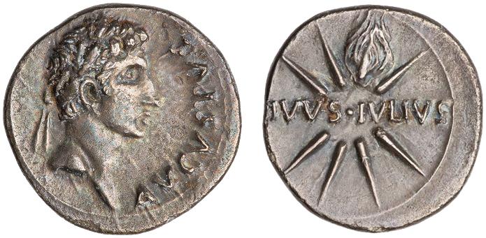 Les monnaies anonymes des guerres civiles 68/69 AD - Page 2 1996_110