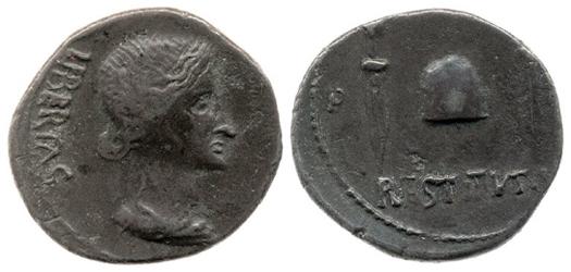 Les monnaies anonymes des guerres civiles 68/69 AD - Page 3 40_br10