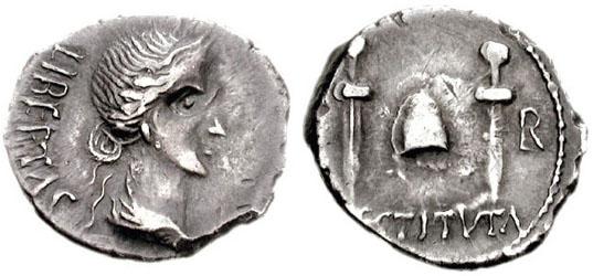 Les monnaies anonymes des guerres civiles 68/69 AD - Page 3 40_cng10