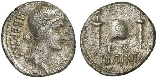 Les monnaies anonymes des guerres civiles 68/69 AD - Page 3 40_k10
