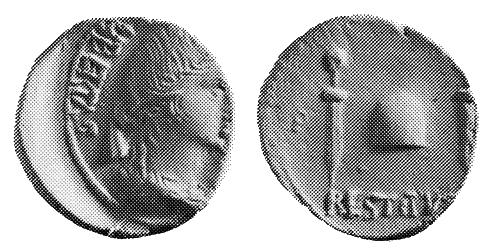Les monnaies anonymes des guerres civiles 68/69 AD - Page 3 40lh10