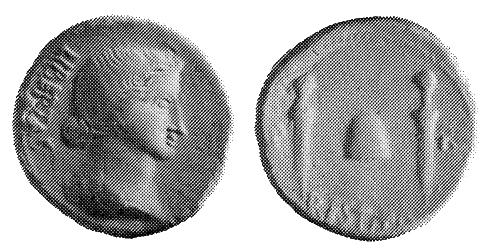 Les monnaies anonymes des guerres civiles 68/69 AD - Page 3 40p10
