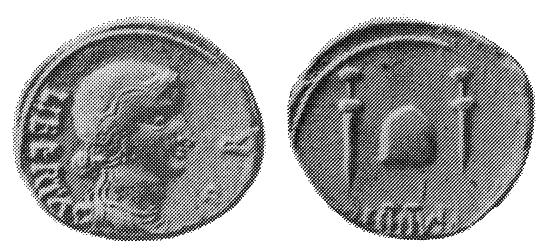 Les monnaies anonymes des guerres civiles 68/69 AD - Page 3 47tra10