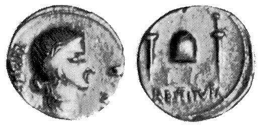 Les monnaies anonymes des guerres civiles 68/69 AD - Page 3 50v10