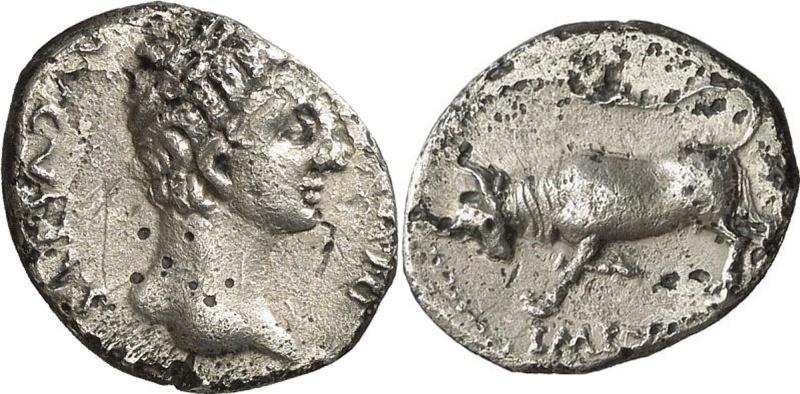 Les monnaies anonymes des guerres civiles 68/69 AD - Page 3 Gornym10