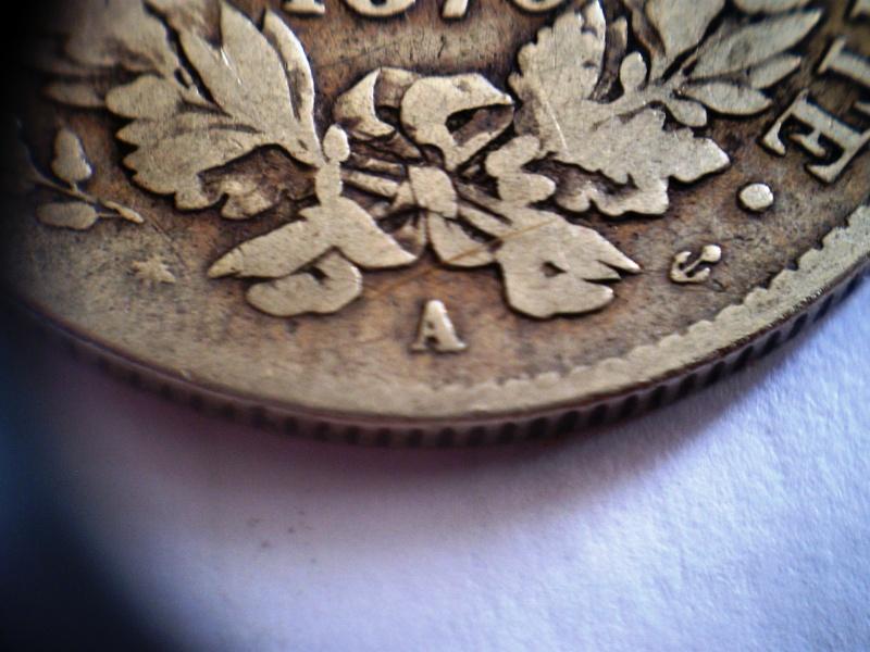 2 Francs Céres 1870 A A13