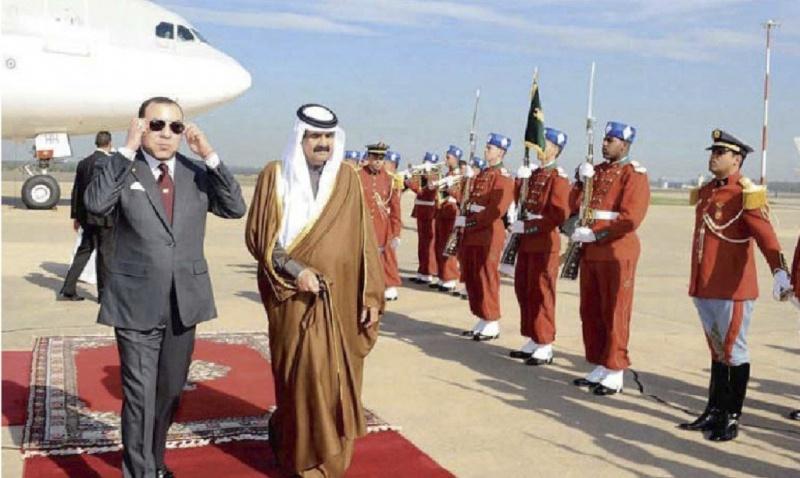 SM Le Roi Mohammed VI critique la gestion de la chose communale M611
